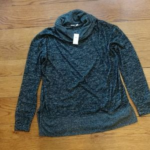Super Soft Cowl Neck Sweater from GAP